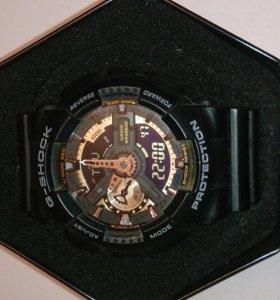 Наручные часы Casio G-shock GA-110RG-1A