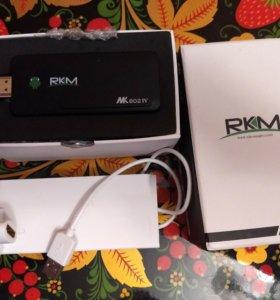 Медиаплеер MK802 Android Mini PC (Smart TV)