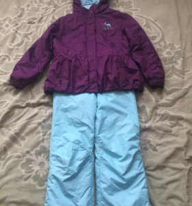 Куртка 152р штаны140р