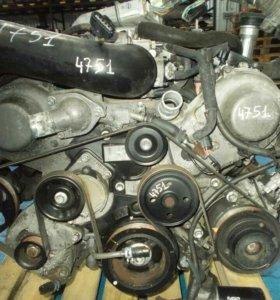 Двигатель toyota 1uz-fe 3uz-fe