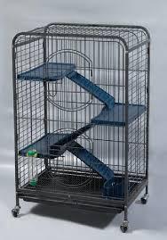 высокая клетка на колесах животным грызунам птицам