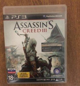 Assassins Creed 3 на PS3