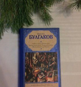 Книга. Булгаков