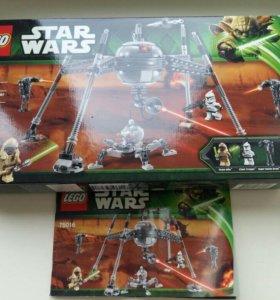Lego star wars 75016 Дройд-паук