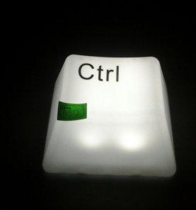 Светильник кнопка