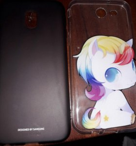 Чехол-бампер на Samsung Galaxy j3 2016