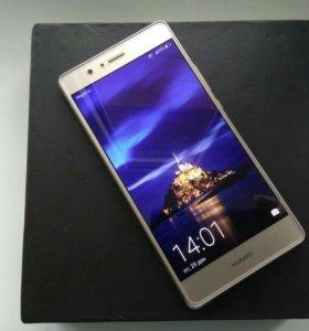 Huawei P9 Lite, 3/16, Gold, новый