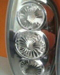 Задние фонари Chevrolet Niva, зеркальные