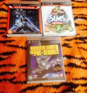 Обмен дисками на PS3