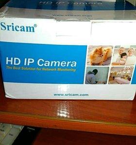 WI-FI камеры поворотные,звук,CD-карта