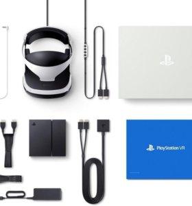 PlayStation VR + камера