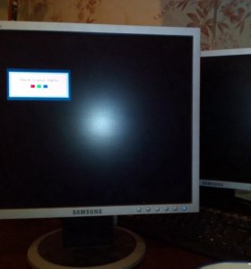 "Монитор Samsung 740N 17"""