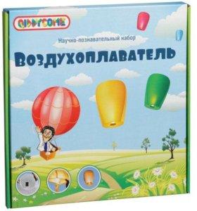 Воздухоплаватель. набор, 5 разноцветных шаров