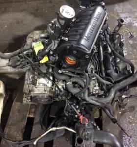 А170 w168 двигатель ом 668.942