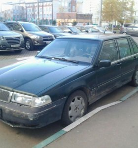 Volvo 960 95 г.в. 204л.с