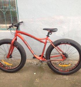 "Fat bike stels navigator 680MD ""26"""