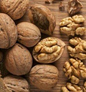 Покупаю орехи