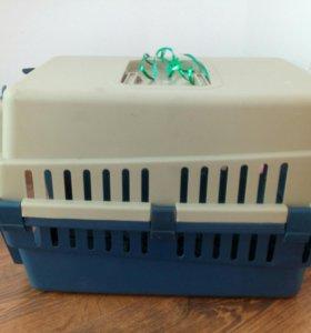 Б/у Переносной домик для маленьких собак и кошек