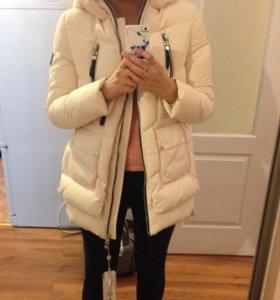 Куртка очень тёплая