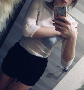 Блузка lime xs