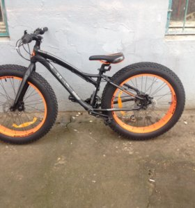 "Fat bike stels navigator 480MD ""24"""