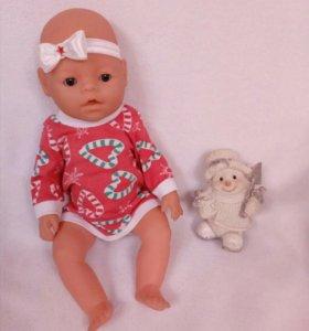 Боди одежда для куклы