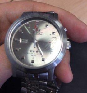 Часы наручные механические orient