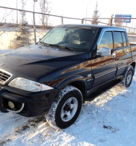 SSANG YONG MUSSO 2006 Г.