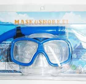 Набор - маска+трубка