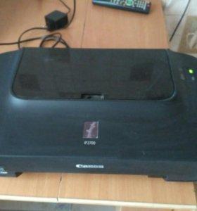 Струйный принтер Canon IP2700