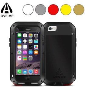 Противоударный чехол LOVE MEI® iPhone 6 Plus/6s+