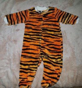 Боди тигр