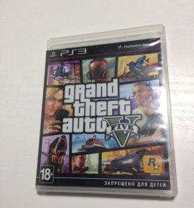 GTA V на PS3