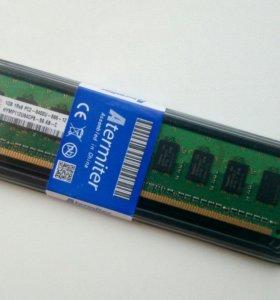 Оперативная память 1Gb DDR2 800мгц
