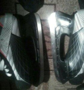 Хоккейные коньки 41 размер