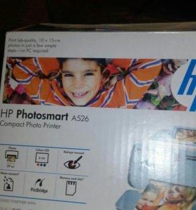 Фоторринтер HP Photosnart А 526