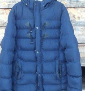 Мужская куртка (зимняя)