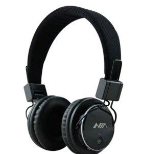 Беспроводные Bluetooth наушники NIA 720 bt