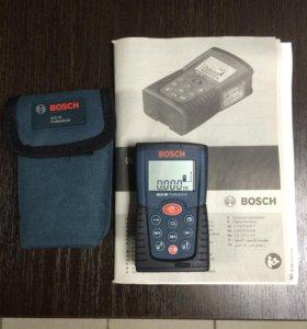 Лазерный дальномер (линейка) Bosch DLE 40