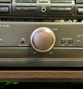 Аудио аппаратура техникс, усилитель, акустика.