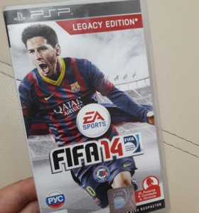 Отдам игру PSP FIFA 14