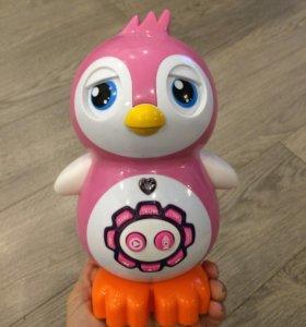 Развивающие игрушки - пингвин музыкальный