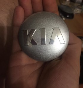 Колпачки литых дисков kia