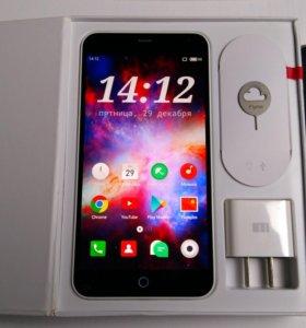 "Meizu M1 Note 5.5"" Full HD 8 ядер 2/16GB Б/У"