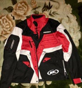 Мотоциклетная одежда, защита