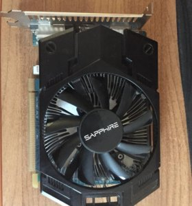 Видеокарта Sapphire Radeon HD 7700