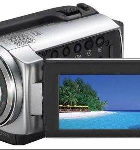 Видеокамера sony handycam dcr-sr47