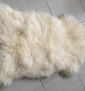 Шкура овчина натуральная новая большая