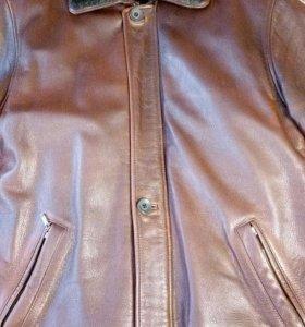 Куртка кожаная G-ELEPHANT