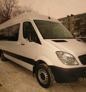 Пассажирские перевозки автобусами (микроавтобусами